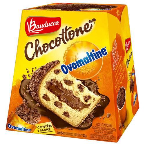 Chocotone Ovomaltine 500g - Bauducco