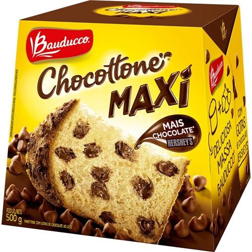 Chocottone Maxi Bauducco - 500g