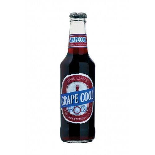 Chopp de Vinho Grape Cool Red Long Neck 275ml (Cx 12 Un) - Góes