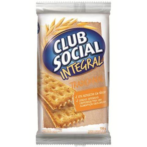 Club Social Integral 24g C/6 - Nabisco
