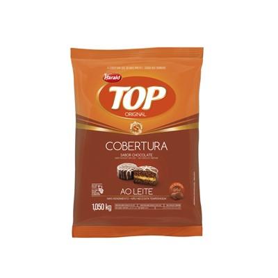 Cobertura Chocolate em Gotas Top - ao Leite - 1,050 Kg