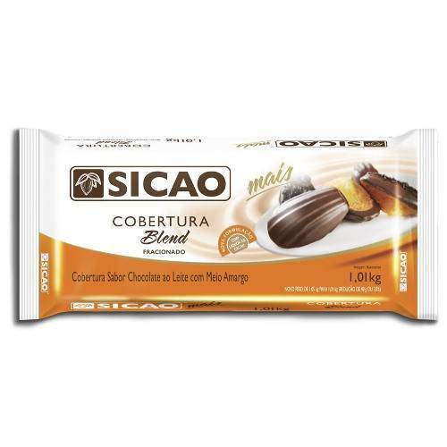 Cobertura Sicao Mais Blend 1,01kg