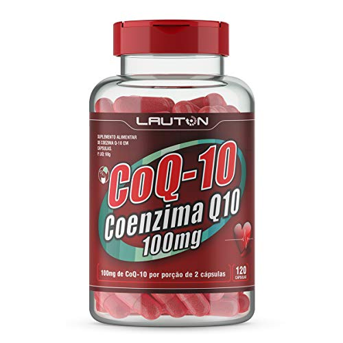 Coenzima Q 10-120 Capsulas