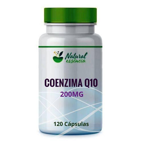 Coenzima Q10 200mg -120 Cápsulas