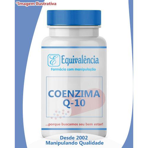 Coenzima Q10 - 100 Mg - 120 Cáps.