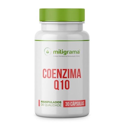 Coenzima Q10 60Mg 30 Cápsulas
