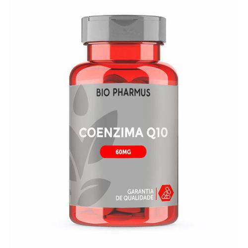 Coenzima Q10 60mg 90 Cápsulas