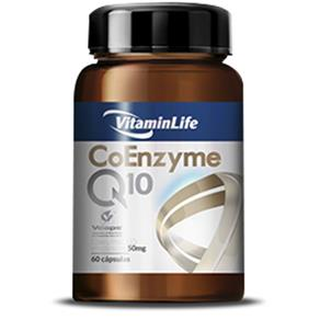 Coenzyme Q10 - 60 Cápsulas