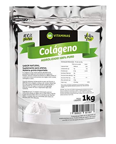 Colageno Hidrolisado 100% Puro - 1Kg