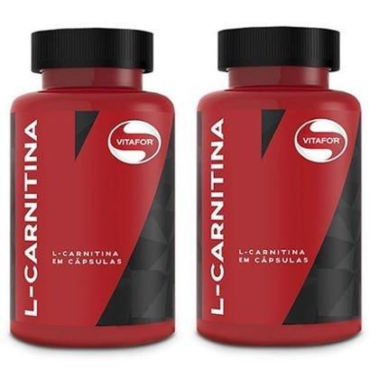 Combo 2 - L-Carnitina - 60 Cápsulas Vitafor