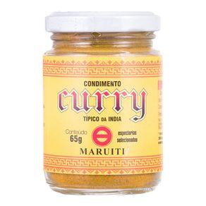 Condimento Curry Powder Maruiti 65g