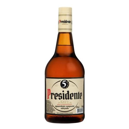 Conhaque Presidente 970ml com Mel