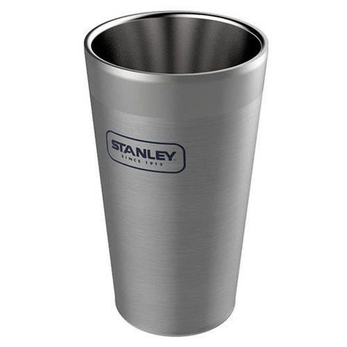 Copo Stanley Térmico de Cerveja Sem Tampa - Inox