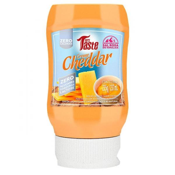 Creme Cheddar 235g - Mrs Taste - Mrs. Taste