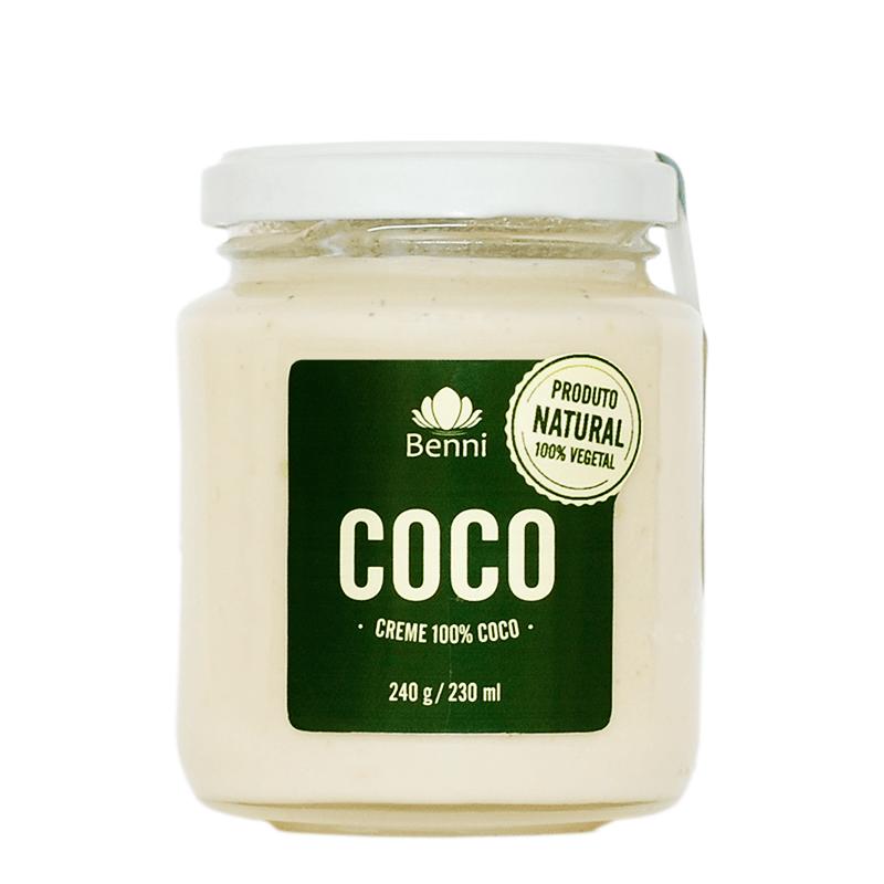 Creme de Coco 240g - Benni