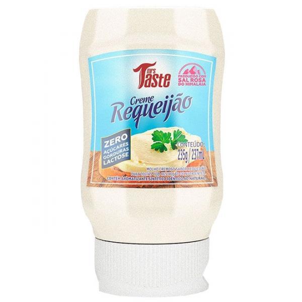 Creme de Requeijão 235g - Mrs Taste - Mrs. Taste