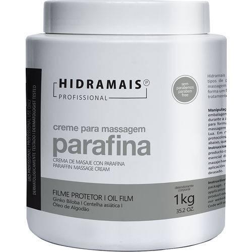Creme Parafina 1 Kg