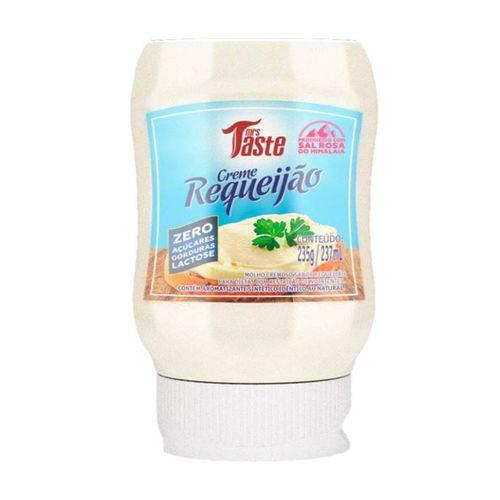 Creme Requeijão - Zero Calorias - Mrs Taste