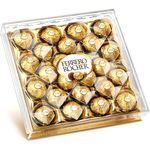 Cx Bombom Rocher C/24 306g Ferrero
