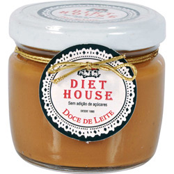 Doce de Leite 135g - Diet House