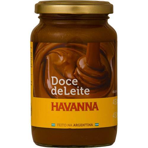 Doce de Leite 450g Havanna