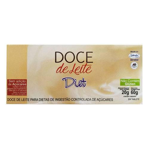 Doce de Leite Diet 60g - Hué