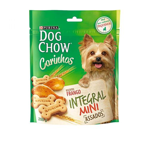 Dog Chow Carinhos Integral Mini 200g 200g