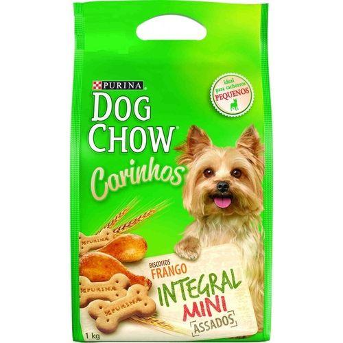 Dog Chow Carinhos Integral Mini - 1kg_Purina 1kg