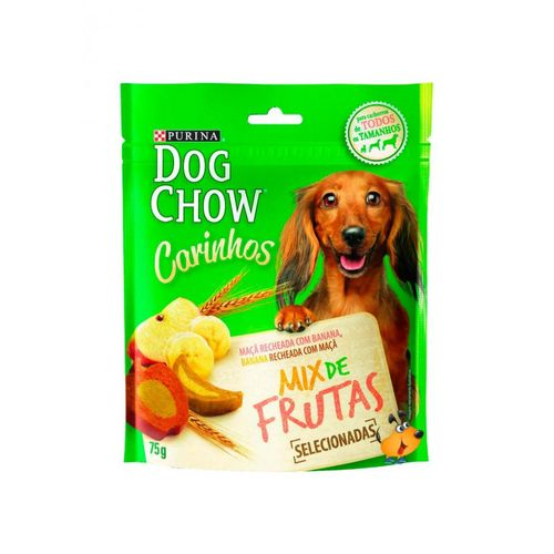Dog Chow Carinhos Mix de Frutas – 75g _ Purina 75g