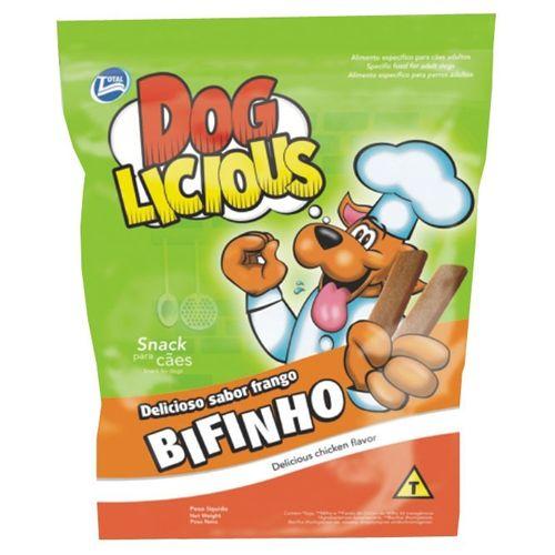Dog Licious Bifinho Frango – 65g _ Total 65g