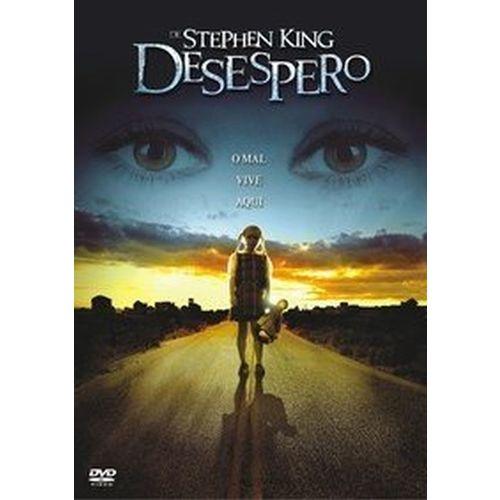 Dvd Desespero Stephen King