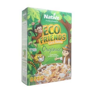 Eco Friends Corn Flakes Orgânico 300g - Native