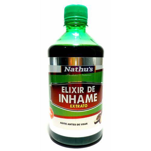 Elixir de Inhame Extrato de 500ml