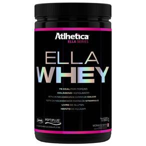 Ella Whey - Atlhetica Nutrition - 600g - Morango