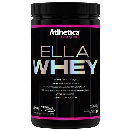 Ella Whey - Atlhetíca Nutrition