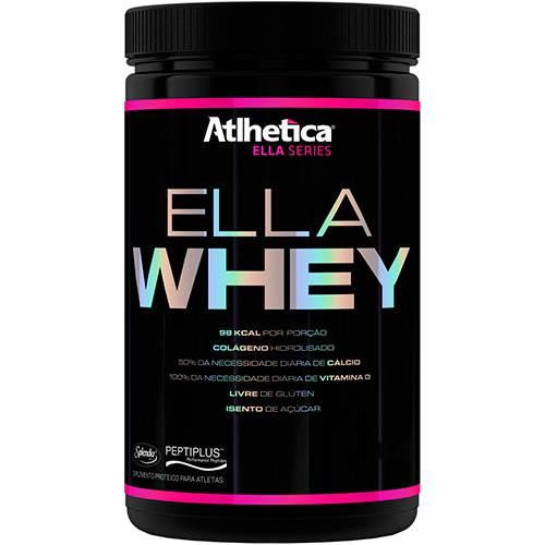 Ella Whey Ella Series Morango 600g- Atlhetica