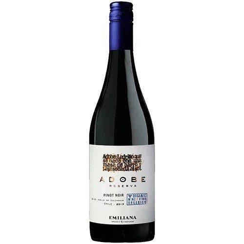 Emiliana Adobe Reserva Pinot Noir