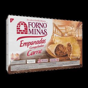 Empanadas Forno de Minas Carne Congeladas 240g