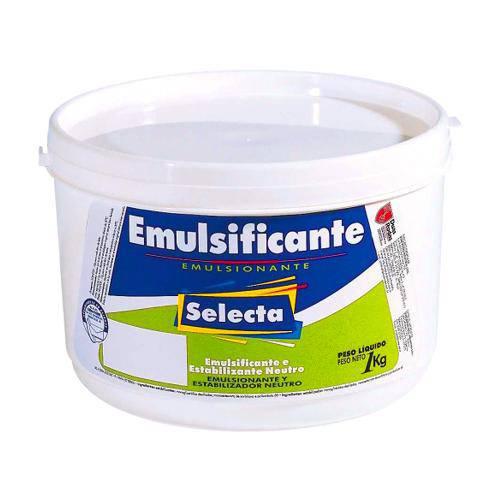 Emulsificante para Sorvete Kg - Selecta