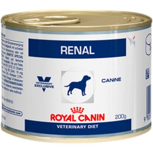 Enlatado Royal Canin para Cães com Insuficiência Renal 200g