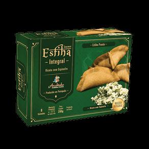 Esfiha Arabinho Gourmet Integral Ricota com Espinafre 290g