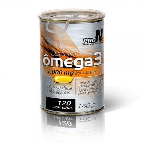 Essential Ômega 3 120 Caps