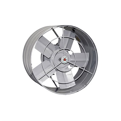Exaustor 30 Cm Cinza Axial Industrial - Venti-Delta 127V