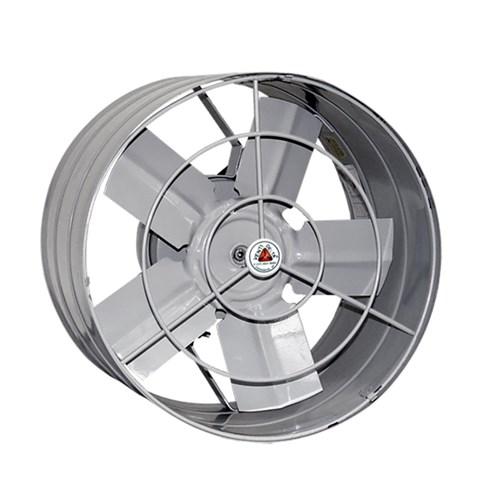 Exaustor Axial Industrial 30Cm Cinza Venti-Delta - 220V