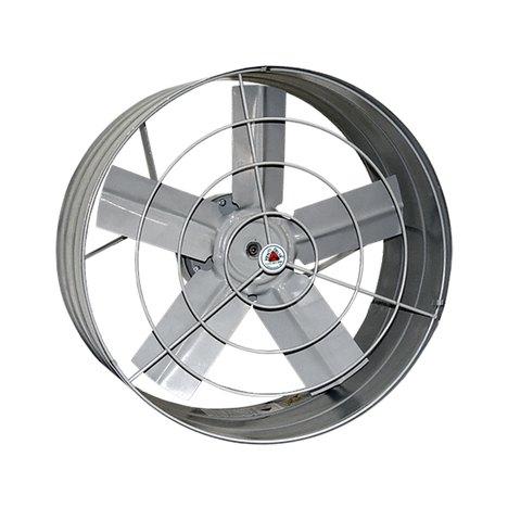 Exaustor Axial Industrial 40Cm Cinza 220V Venti-Delta