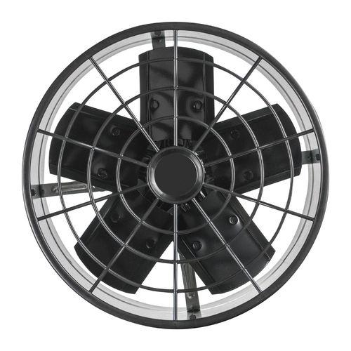 Exaustor Industrial 30cm 127v 437 Preto - Ventisol
