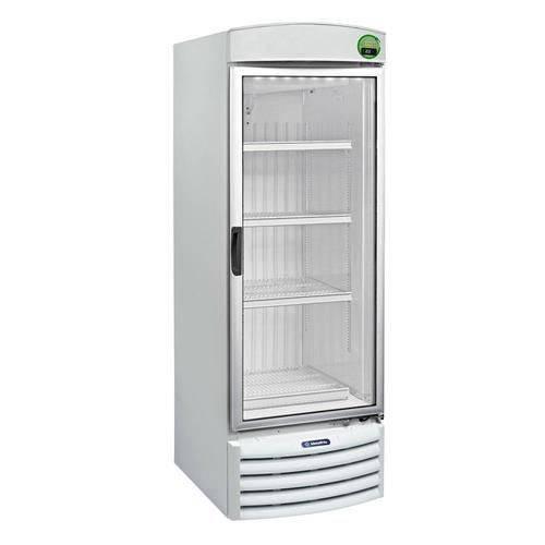 Expositor/Refrigerador Vertical, Porta de Vidro, Vb52re, 497 Litros, 110v - Metalfrio