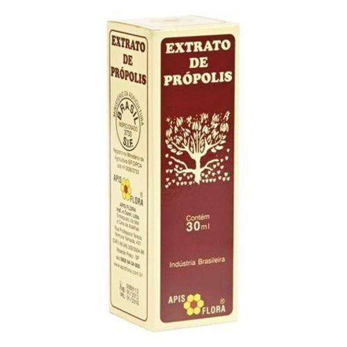 Extrato de Propolis 30ml Apisflora