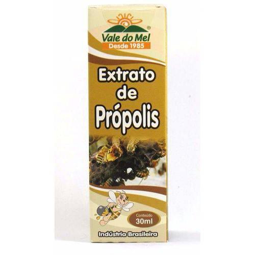 Extrato de Propolis Tradicional 30ml - Vale do Mel