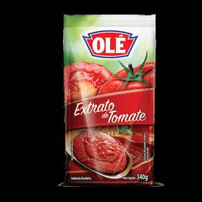 Extrato de Tomate Olé 340g (Sachê)